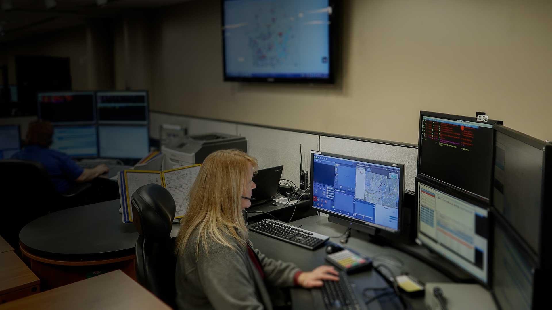 CEQIP Dispatcher Collin County