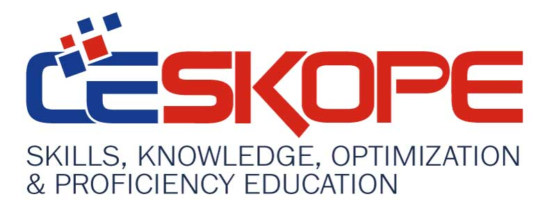 CESKOPE Logo Higher Ground Training
