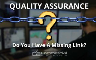 Quality Assurance Do You Have A Missing Link