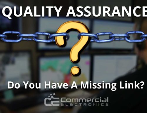 Quality Assurance: Do You Have A Missing Link?