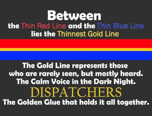 As They Keep Calm & Carry On – Thoughts on Telecommunicator Recognition