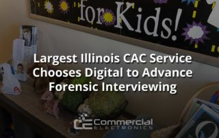 Largest Illinois CAC Chooses Digital Forensic Interview