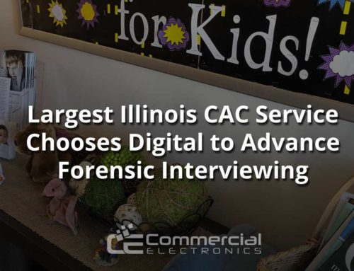 Largest Illinois CAC Service Goes Digital to Advance Forensic Interviewing