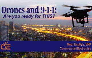 Drones and 9-1-1: Are You Ready for THIS?