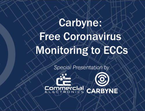 Carbyne: Free Coronavirus Monitoring to ECCs
