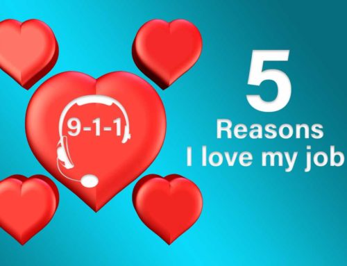 5 Reasons Why I Love My Job as a Telecommunicator