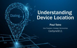 Understanding Device Location