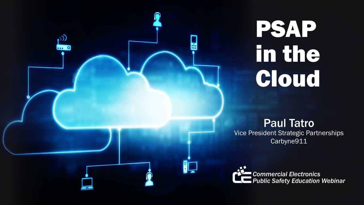 PSAP in the Cloud