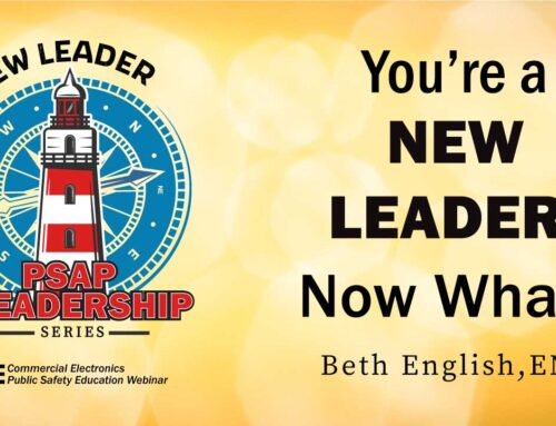 You're a New Leader, Now What?