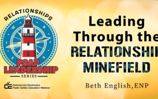 Leading Through the Relationship Minefield