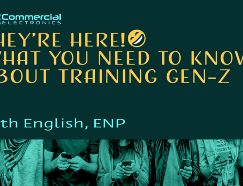 They're Here: What You Need to Know About Training Gen-Z