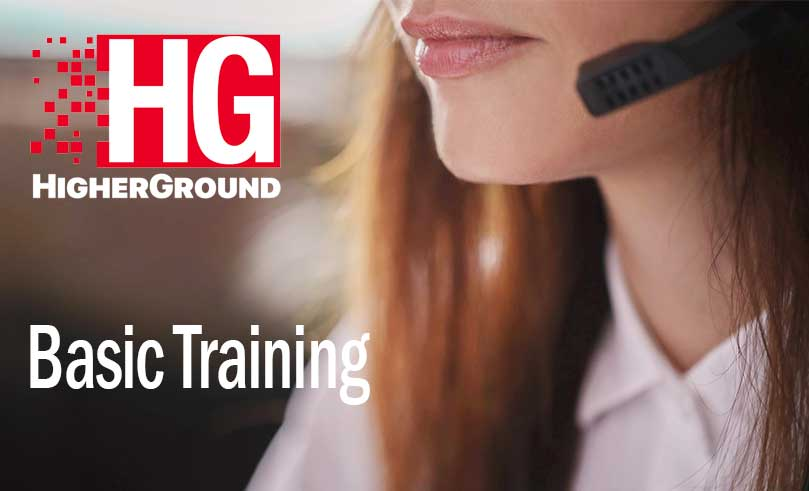CESKOPE HigherGround Basic Trainin