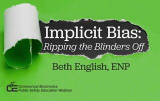Implicit Bias: Ripping the Blinders Off