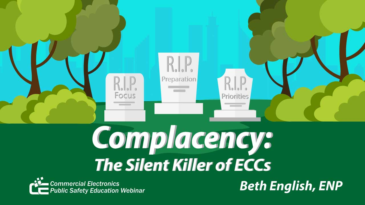 Complacency: The Silent Killer of ECCs