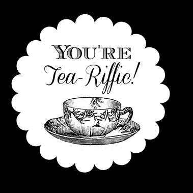 Tea-Riffic